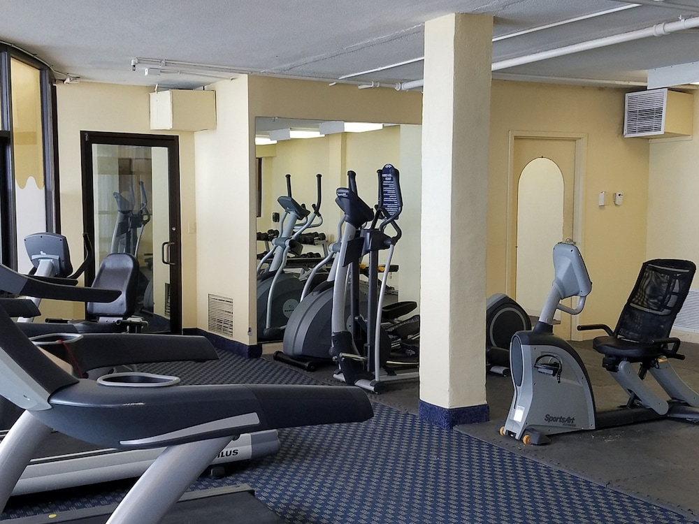 Fitness Facility, Ocean Breeze Club Hotel