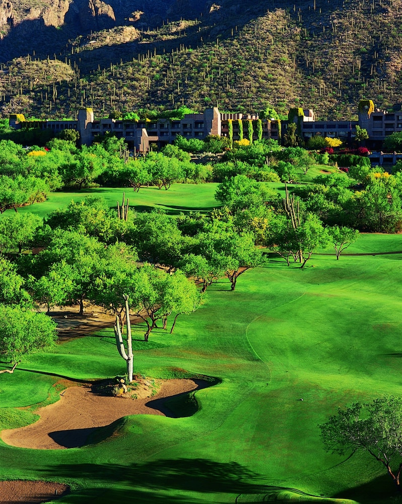Golf, Loews Ventana Canyon Resort