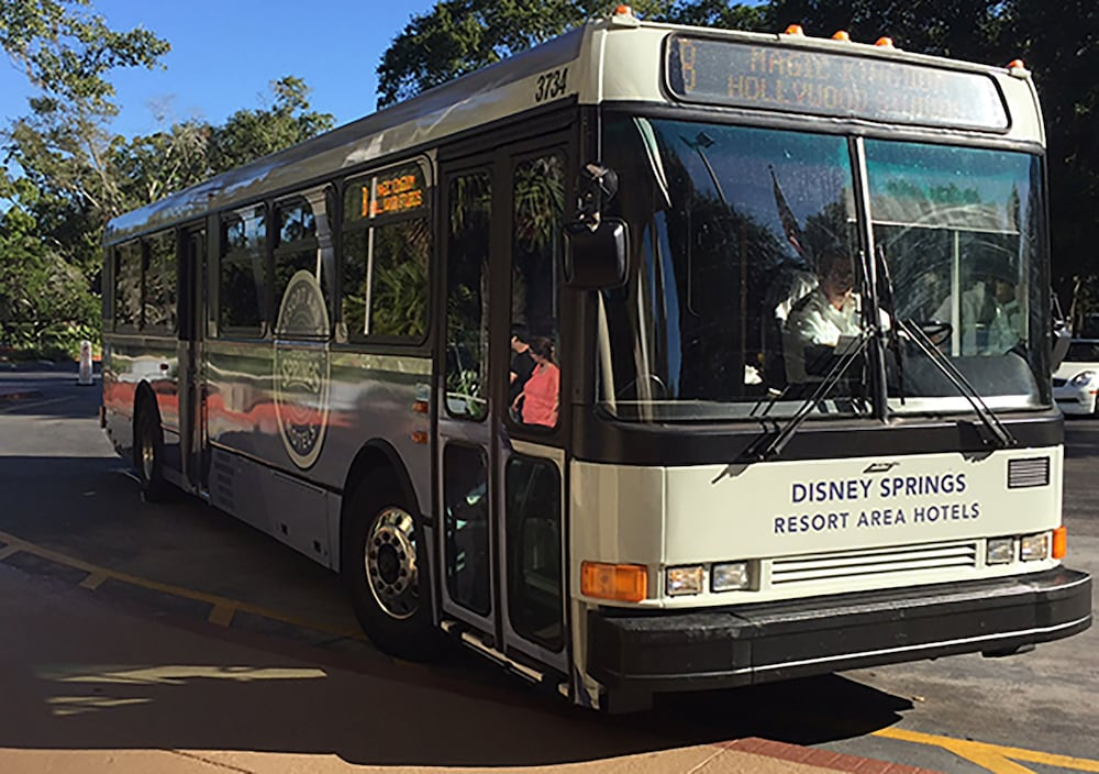 City Shuttle, Hilton Orlando Lake Buena Vista - Disney Springs® Area