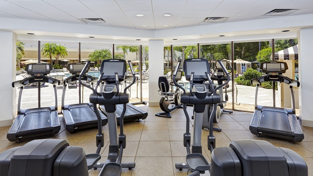 Gym, Hilton Orlando Lake Buena Vista - Disney Springs® Area