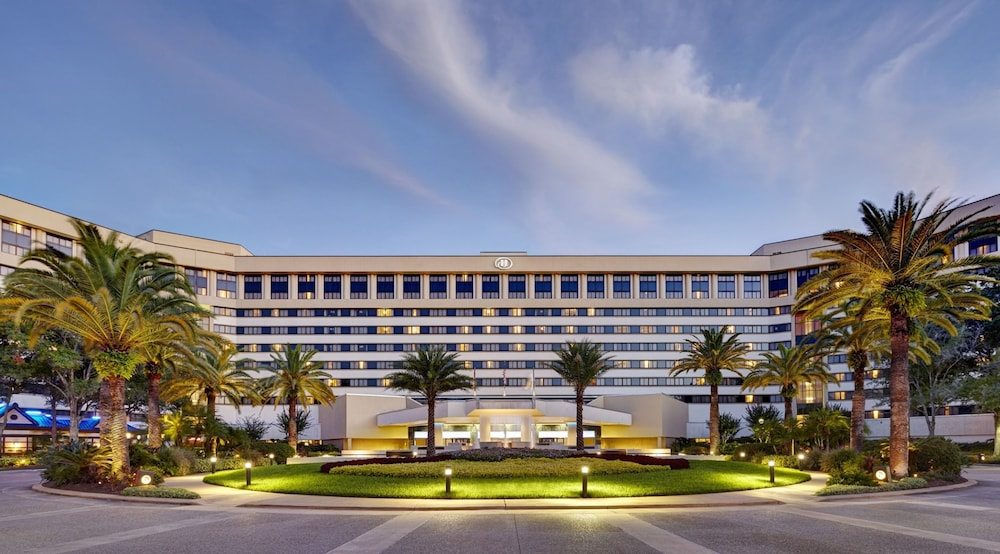 Front of Property, Hilton Orlando Lake Buena Vista - Disney Springs® Area