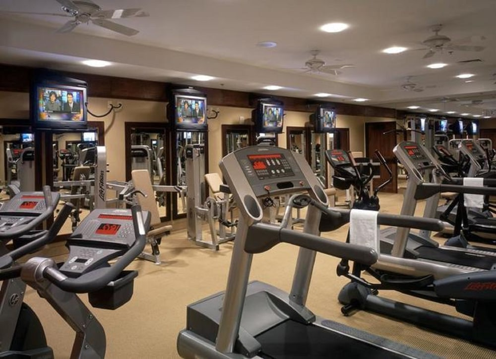 Fitness Facility, Hyatt Regency Lake Tahoe Resort, Spa and Casino