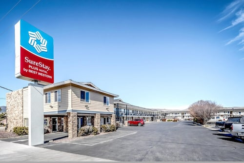Check Expedia for Availability of SureStay Plus Hotel by Best Western Susanville