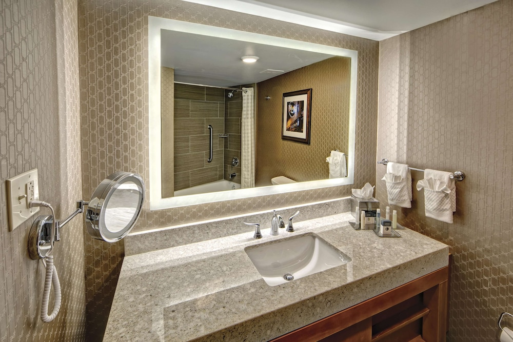 Bathroom, DoubleTree by Hilton Hotel Memphis