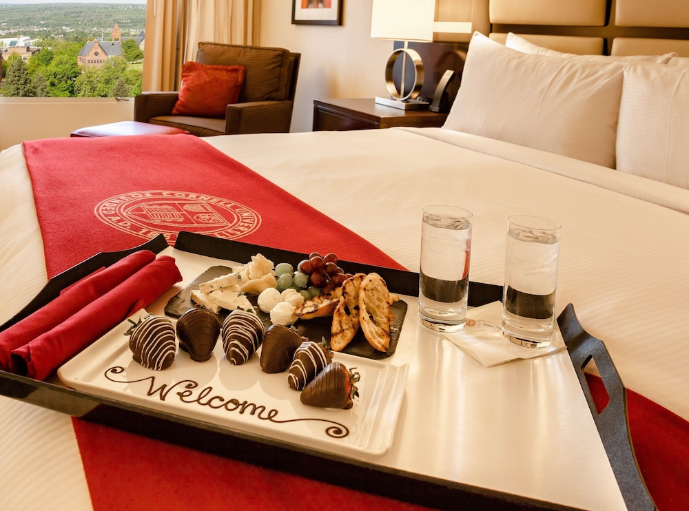 In-Room Dining, The Statler Hotel at Cornell University