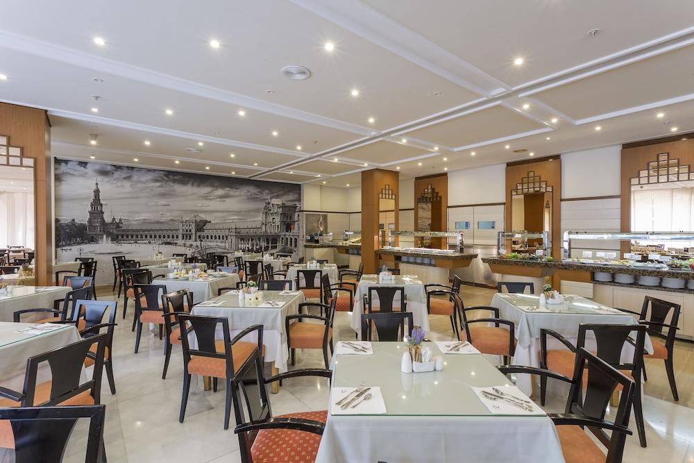 Restaurante ayre hotel sevilla