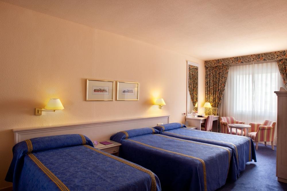 Habitación ayre hotel sevilla