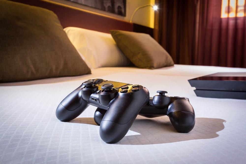 Servicios de la habitación ayre hotel sevilla