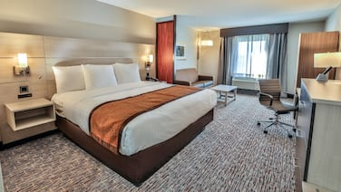 Best Western Plus Executive Residency Nashville