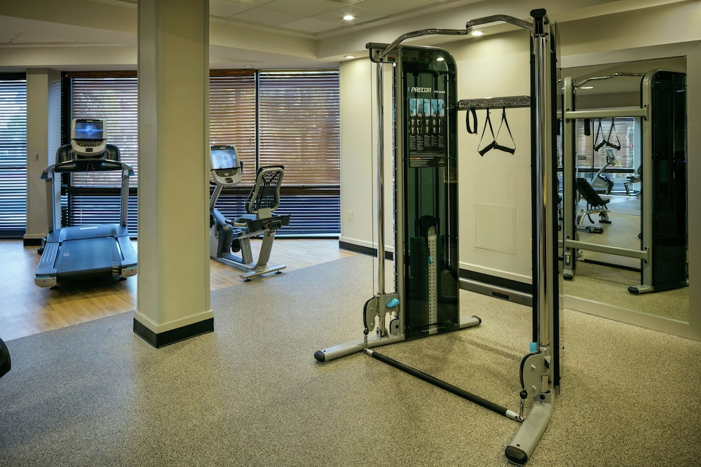 Fitness Facility, Hilton Stockton