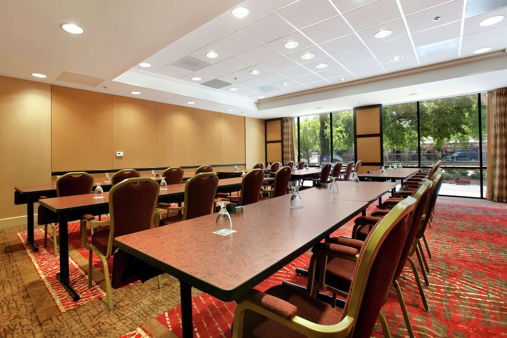Meeting Facility, Hilton Stockton