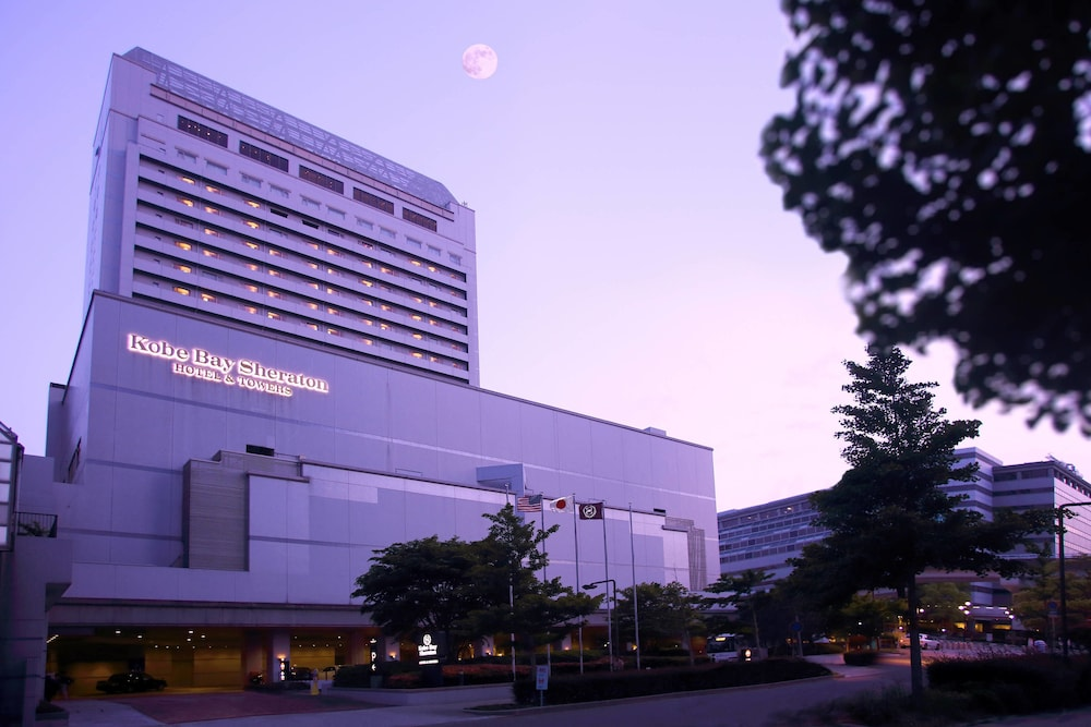 Featured Image, Kobe Bay Sheraton Hotel & Towers