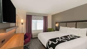 Daunenbettdecken, Pillowtop-Betten, Schreibtisch