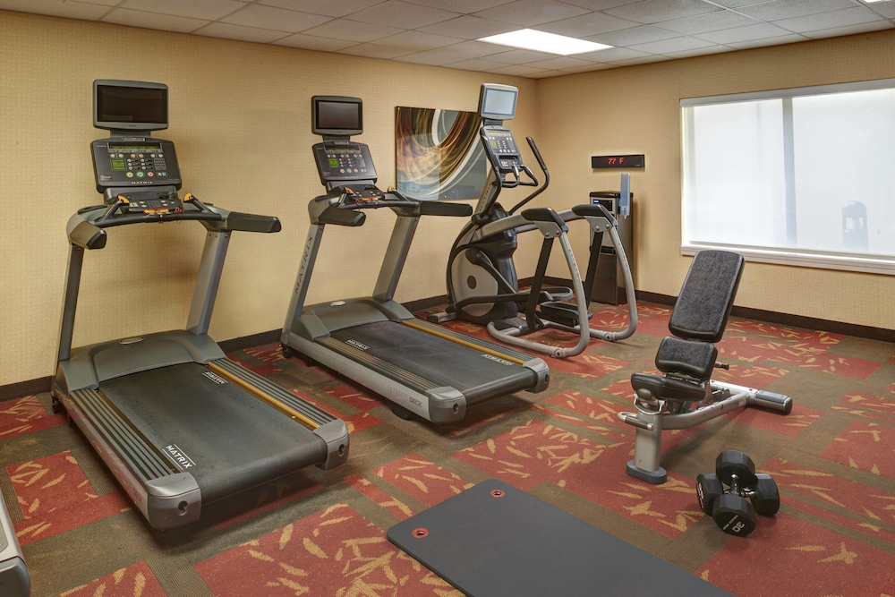 Fitness Facility, Courtyard by Marriott Lexington North