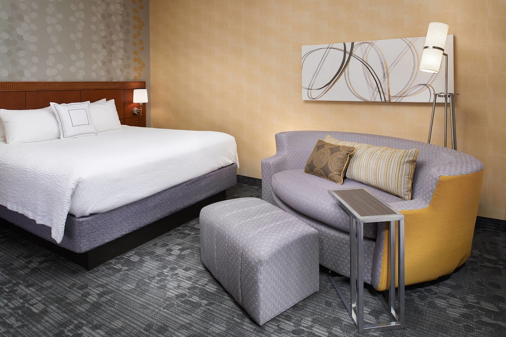 Room, Courtyard by Marriott Lexington North