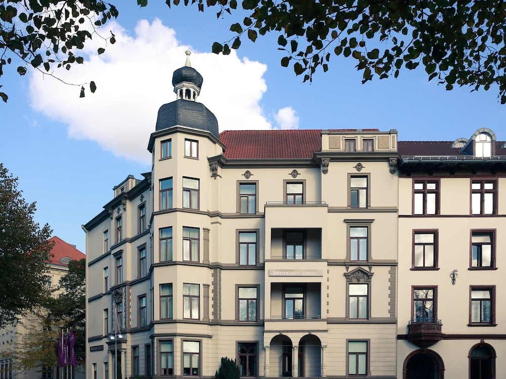 Mercure Hotel Hannover City Willy Brandt Allee