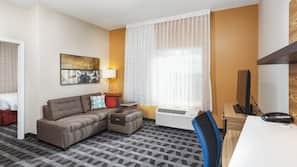 Premium bedding, pillow-top beds, iron/ironing board