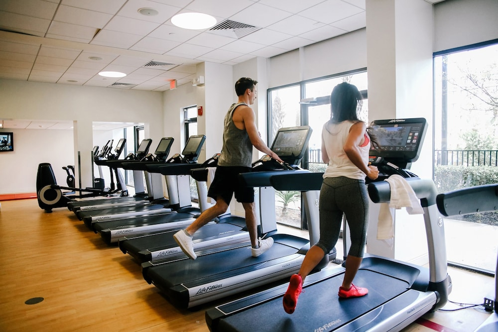 Fitness Facility, Sheraton Orlando Lake Buena Vista Resort
