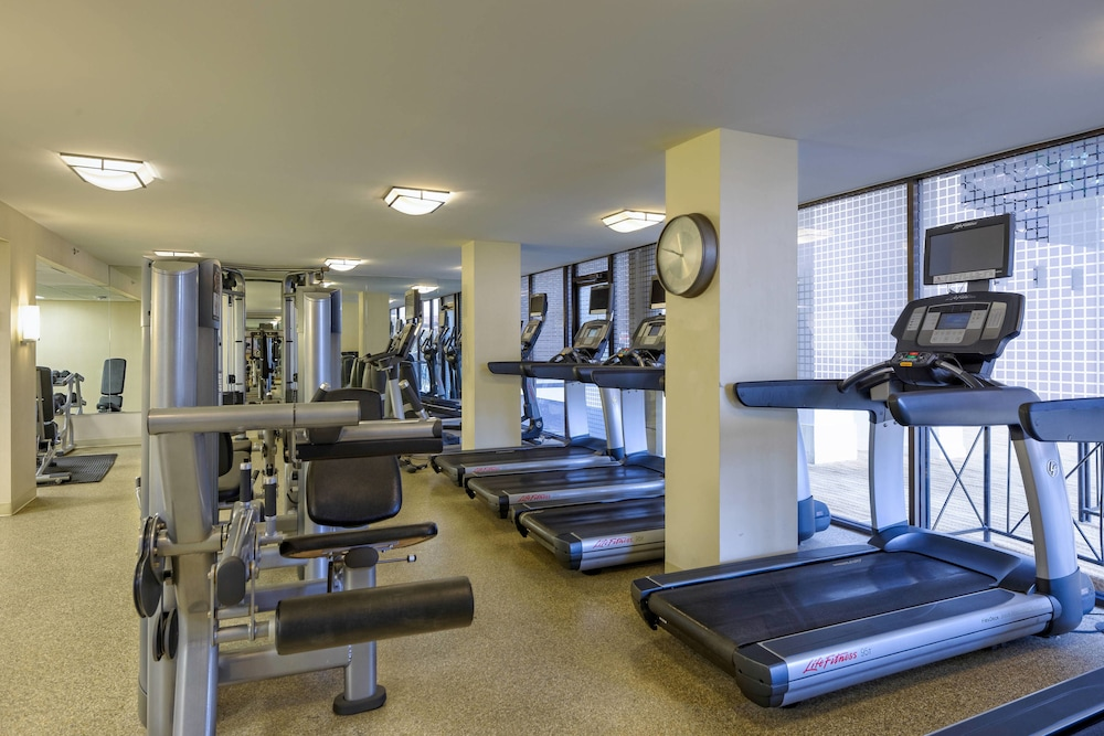 Fitness Facility, Houston Marriott West Loop by The Galleria