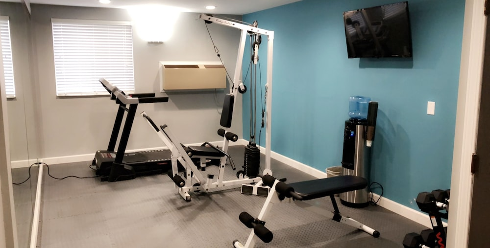 Fitness Facility, Countryside Inn & Suites