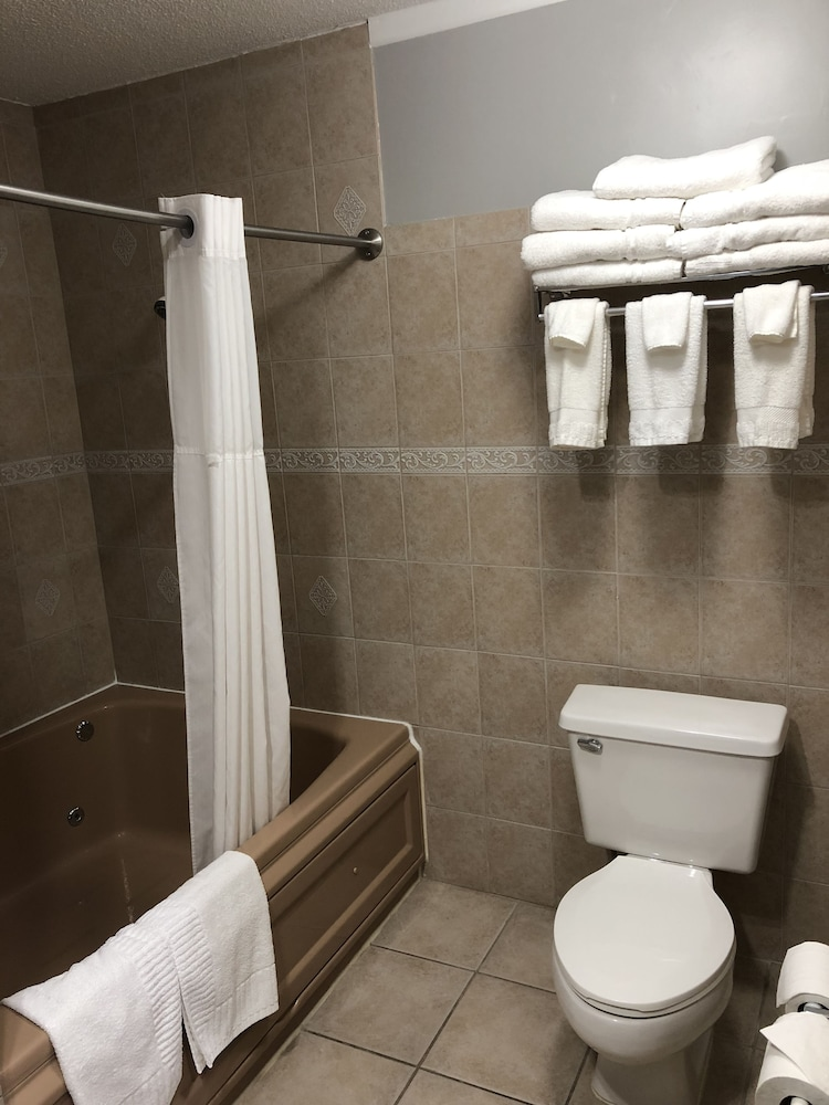 Bathroom, Countryside Inn & Suites