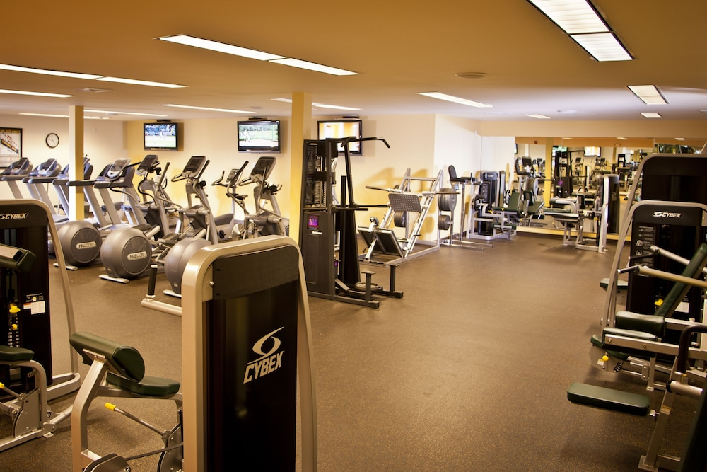 Fitness Facility, Vail Racquet Club Mountain Resort