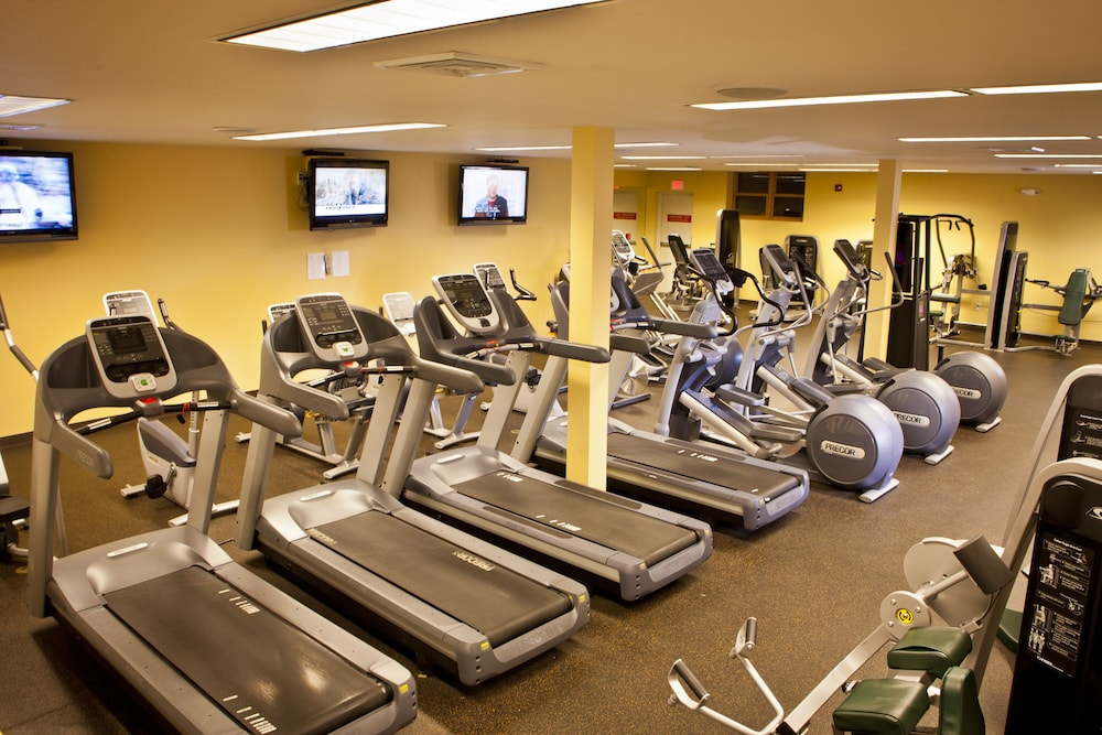 Gym, Vail Racquet Club Mountain Resort