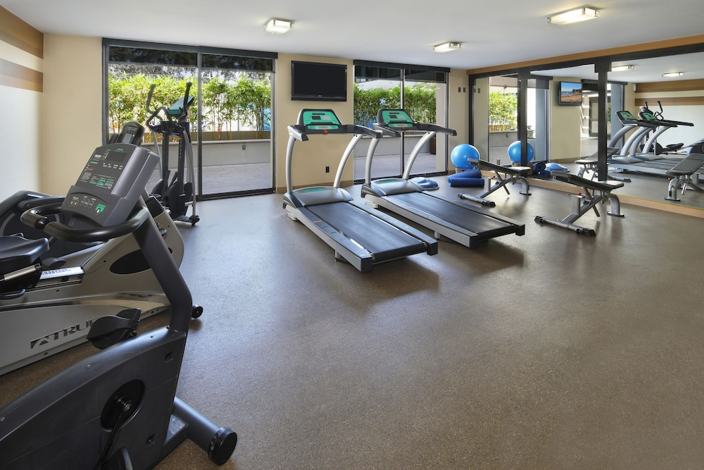 Fitness Facility, Holiday Inn Hotel & Suites Anaheim