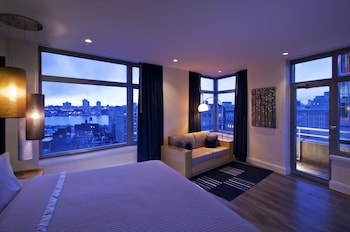 Loft with Terrace - Guestroom