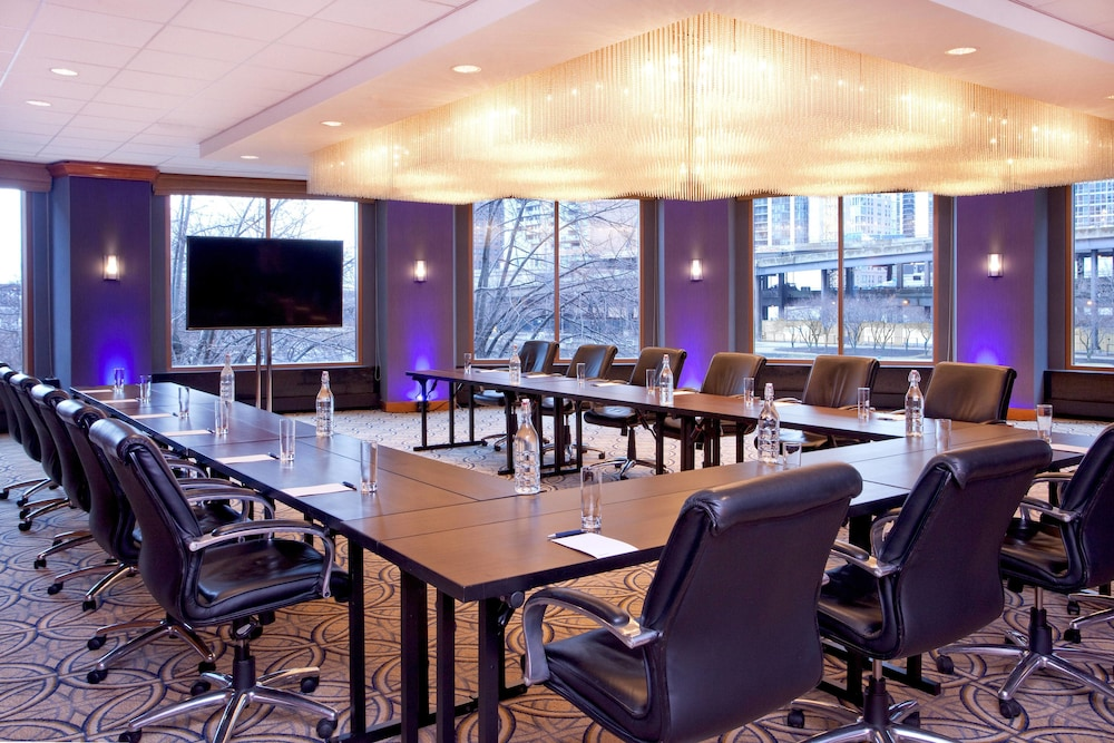 Meeting Facility, Sheraton Grand Chicago