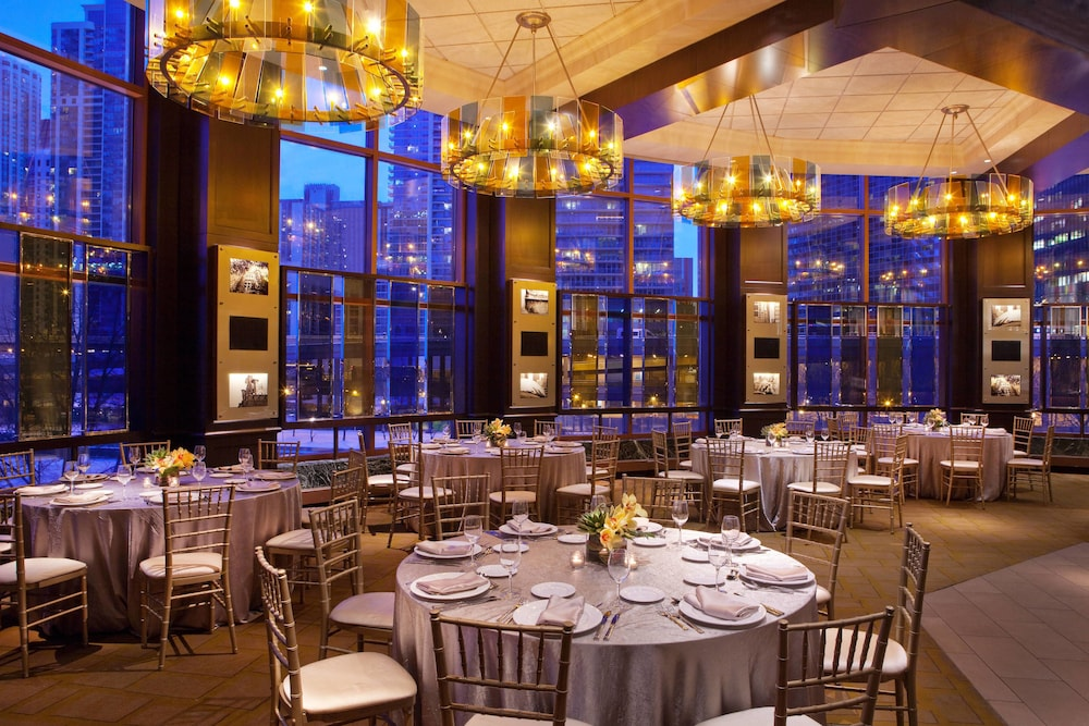Banquet Hall, Sheraton Grand Chicago