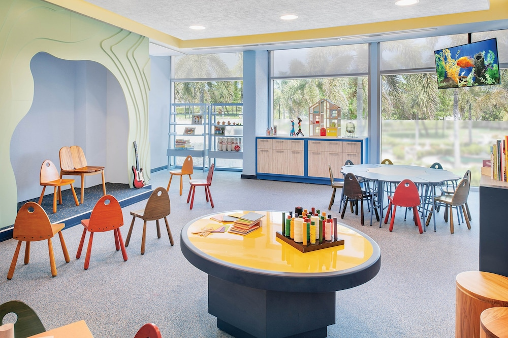 Children's Area, The Westin Lagunamar Ocean Resort Villas & Spa, Cancun