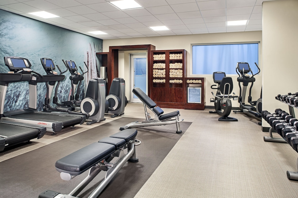 Fitness Facility, The Westin Lagunamar Ocean Resort Villas & Spa, Cancun