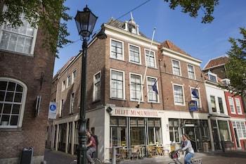 オランダ・デルフトの部屋が広く、リーズナブルな価格で宿泊できるホテルを教えてください。