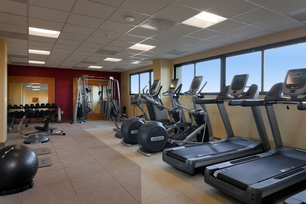 Fitness Facility, Hilton San Francisco Airport Bayfront