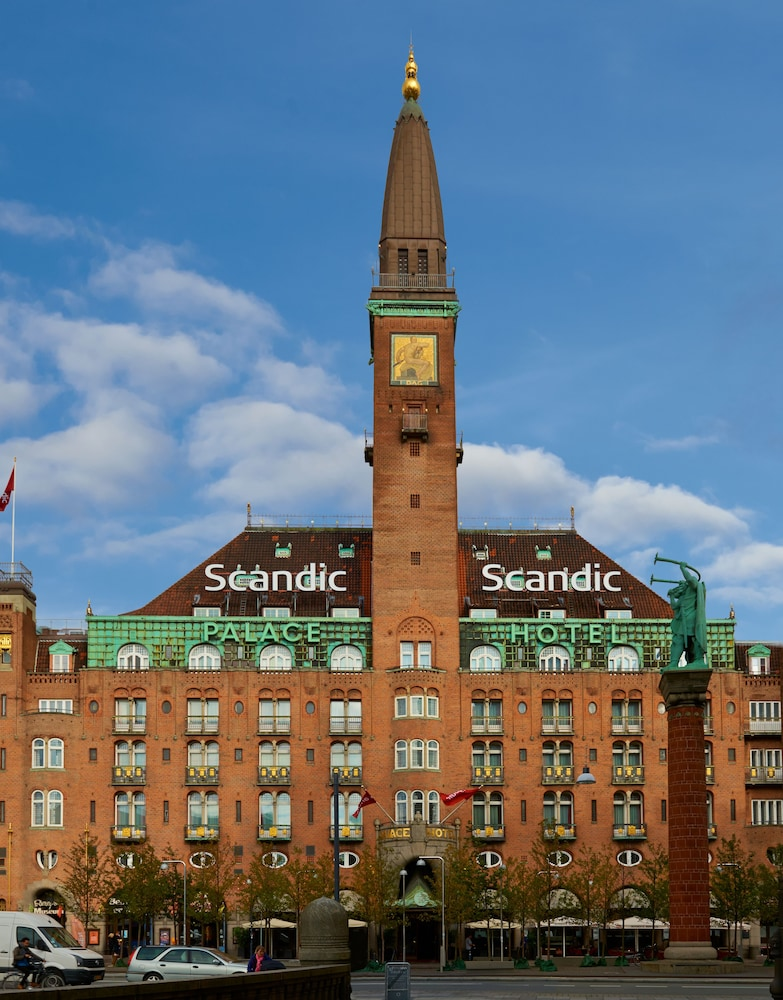 Scandic palace hotel in copenhagen hotel rates reviews for Hotel in kopenhagen