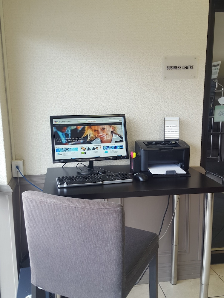 Property Amenity, Quality Inn & Suites
