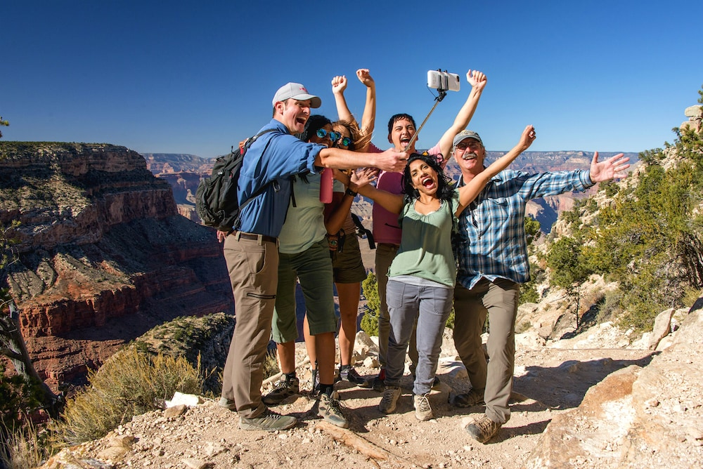 Hiking, Grand Canyon Plaza Hotel