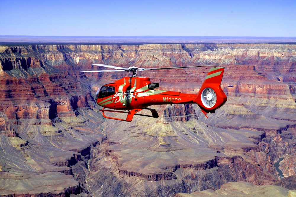 Helicopter/Plane Tours, Grand Canyon Plaza Hotel