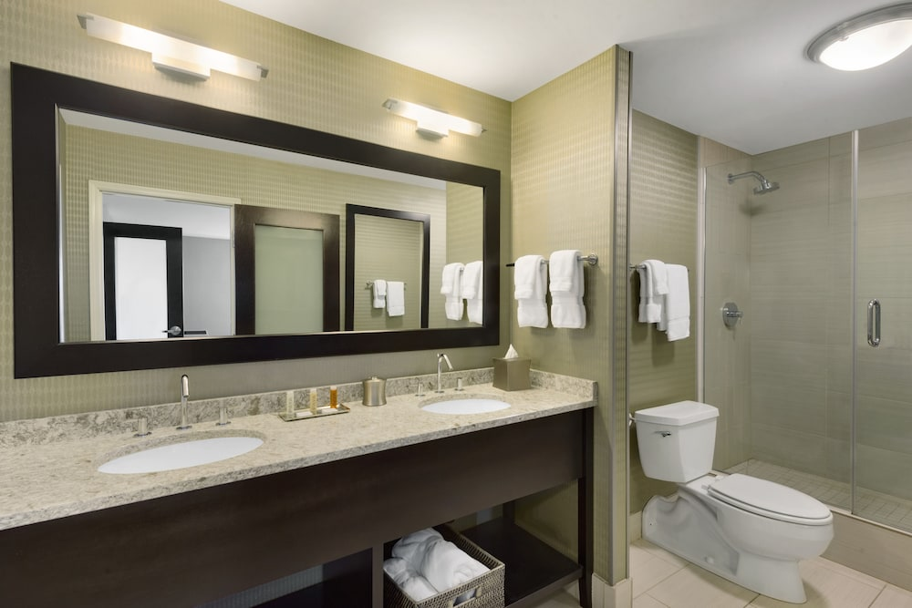 Bathroom, Holiday Inn & Suites Duluth Downtown