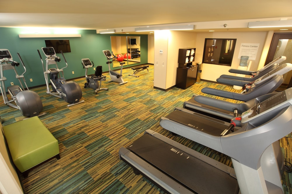 Fitness Facility, Holiday Inn & Suites Duluth Downtown