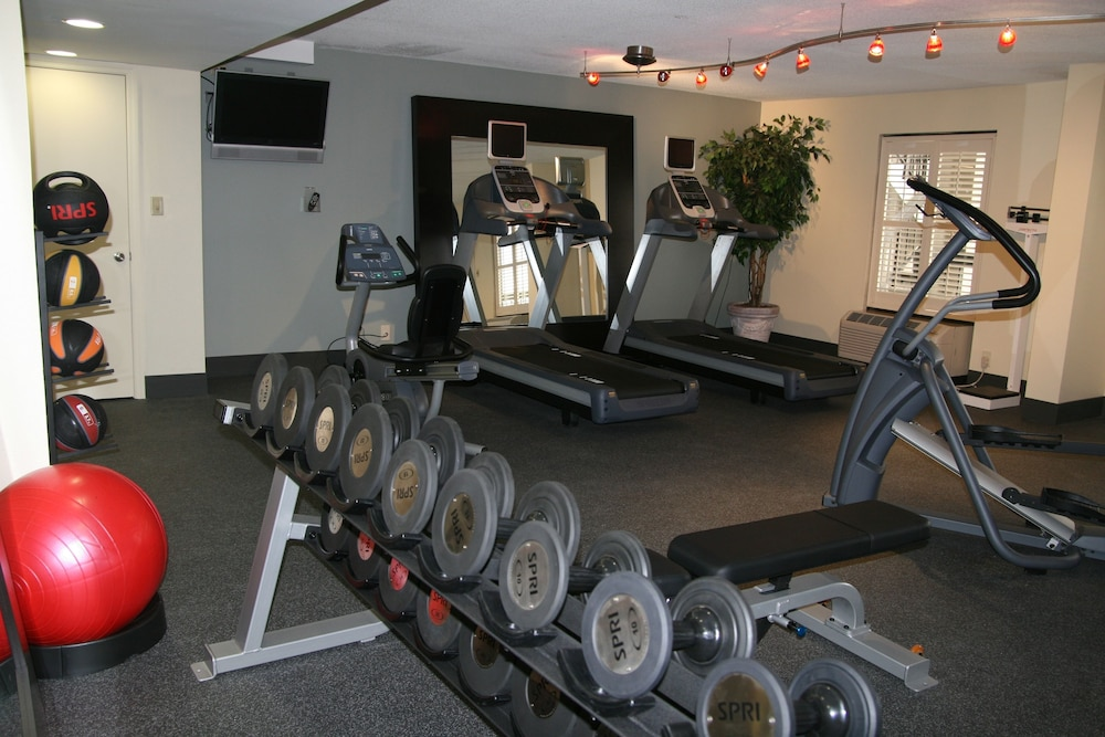 Fitness Facility, Clarion Pointe Huntsville Research Park