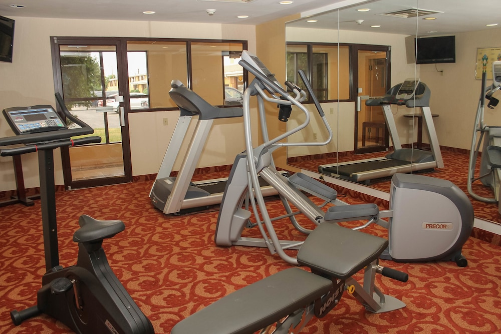 Fitness Facility, Quality Inn Airport
