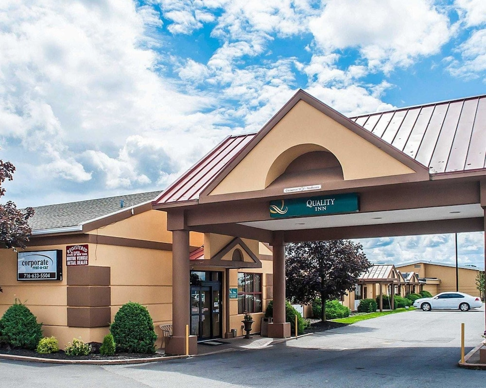 Featured Image, Quality Inn Airport