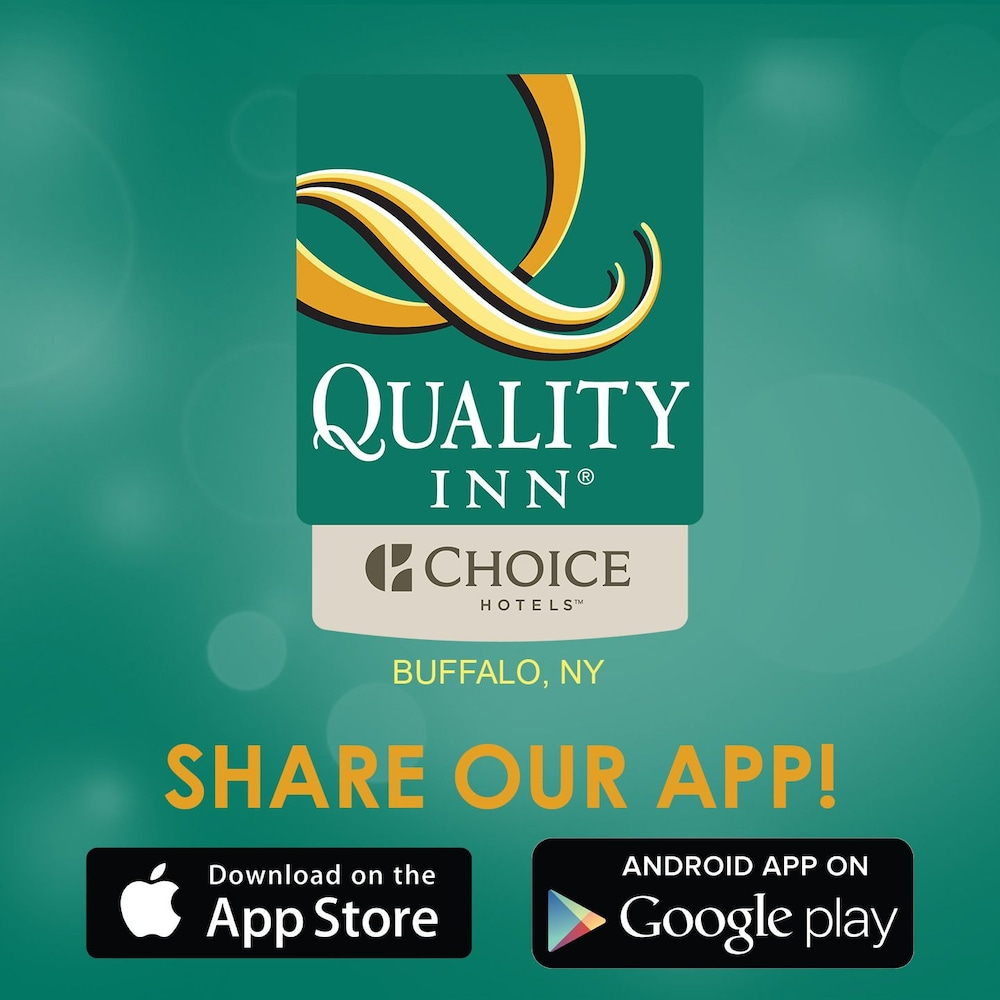 Property Amenity, Quality Inn Airport
