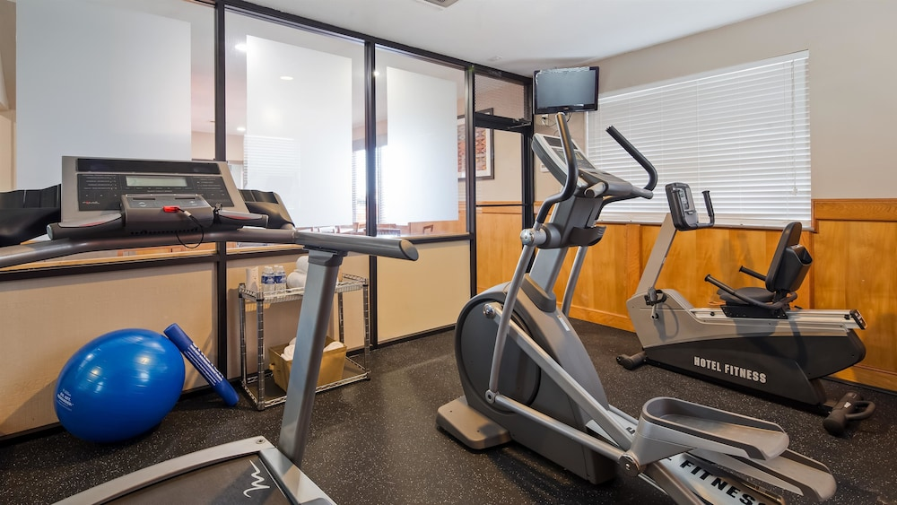 Fitness Facility, Best Western Markita Inn