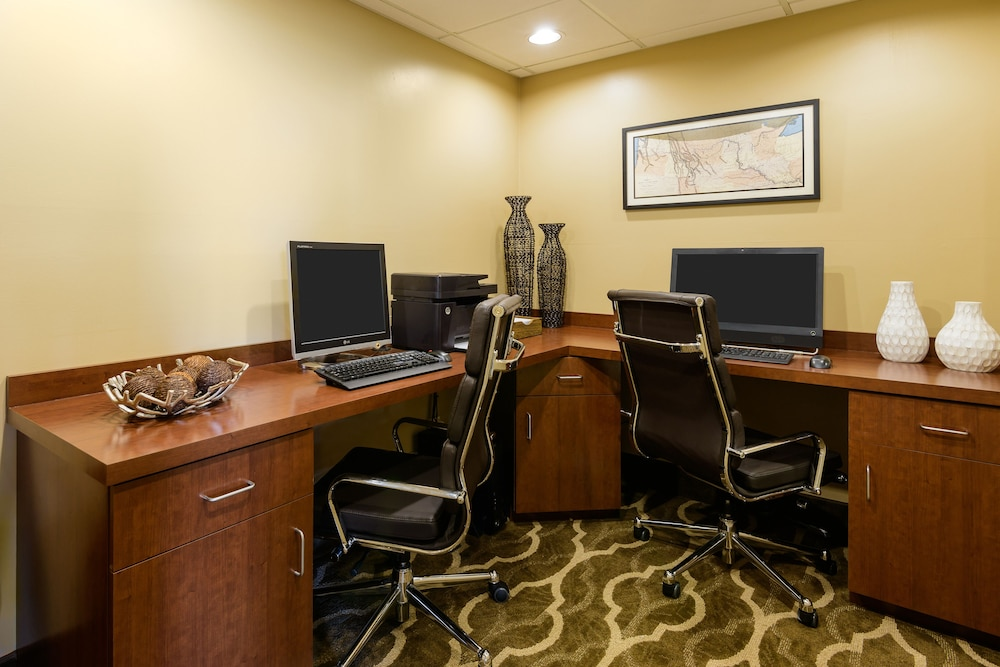 Business Center, Comfort Inn St Louis - Westport