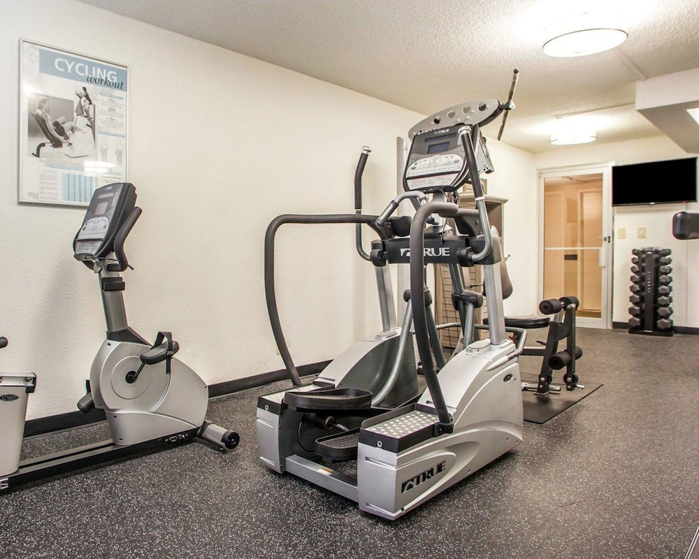 Fitness Facility, Comfort Inn St Louis - Westport