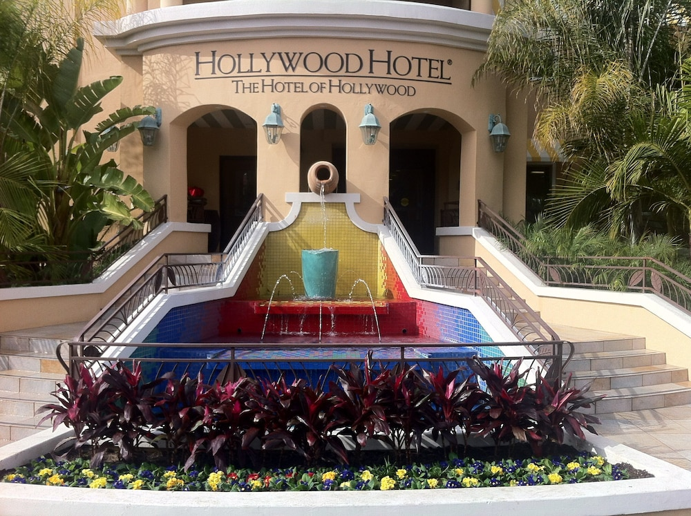 Exterior, Hollywood Hotel - The Hotel of Hollywood