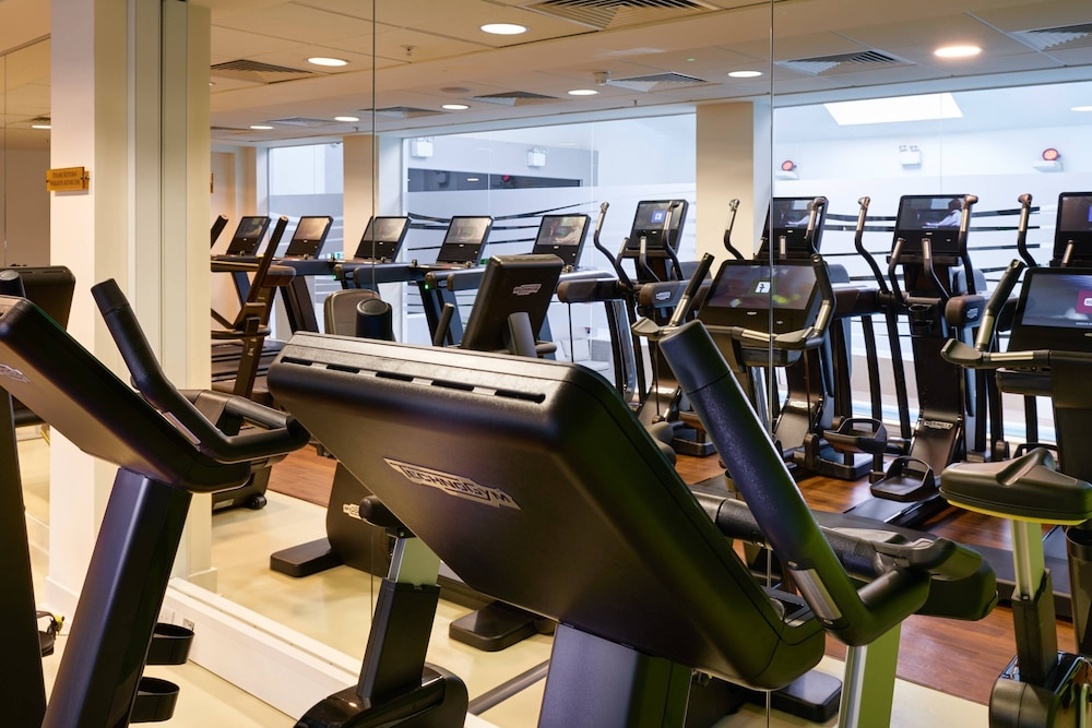 Fitness Facility, The Shelbourne, Autograph Collection